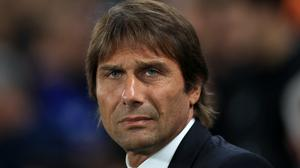 Antonio Conte has expressed concerns about his position as Inter Milan manager (John Walton/PA)