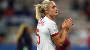 England captains Steph Houghton and Harry Kane have helped launch the FA's Football's Staying Home campaign.