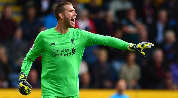 Adrian made several crucial interventions but Liverpool were beaten at Napoli (Anthony Devlin/PA)