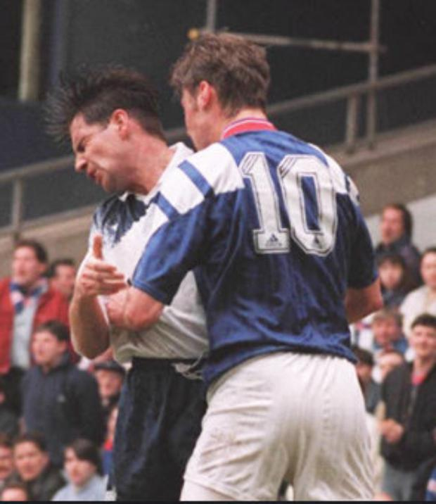 Ferguson and John McStay