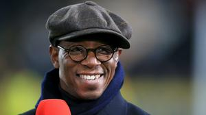 Ian Wright quit playing football in 2000 to concentrate on a TV career (Mike Egerton/PA)