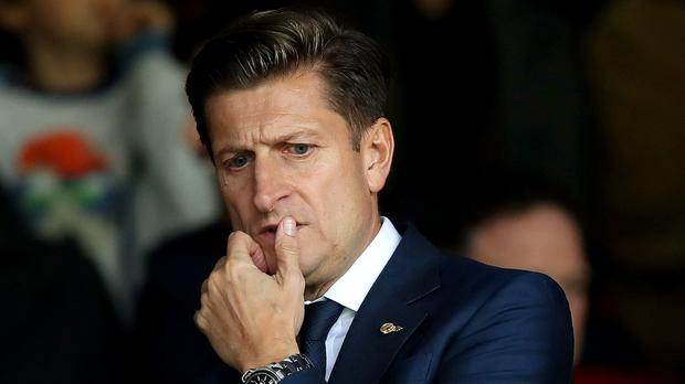 Crystal Palace chairman Steve Parish has voiced his concerns on the proposed Champions League changes and the 'devastating effect' it will have on English competitions (John Walton/PA)