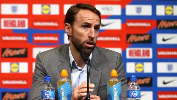 Most of Gareth Southgate's England squad have met up at St George's Park
