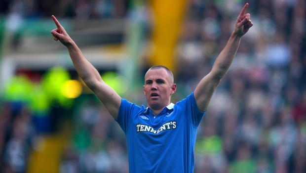 Kenny Miller has announced his retirement (Lynne Cameron/PA)