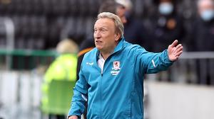 Middlesbrough manager Neil Warnock has warned his players they cannot rely on others to get them out of relegation trouble (Martin Rickett/PA)