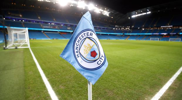 The Etihad Stadium will host the WSL match between Manchester City and Manchester United on September 7 (Martin Rickett/PA).