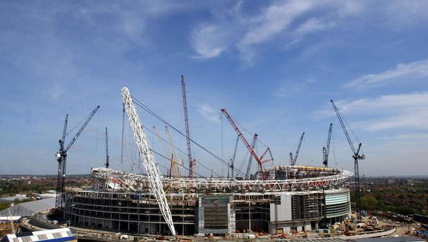 Wembley was redeveloped using funding of some £161million from public bodies (Matthew Fearn/PA Images)