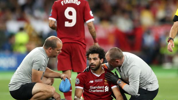 Mohamed Salah's withdrawal was a big blow for Liverpool