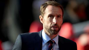 Gareth Southgate is set to be in Amsterdam for the Nations League draw (Nick Potts/PA)