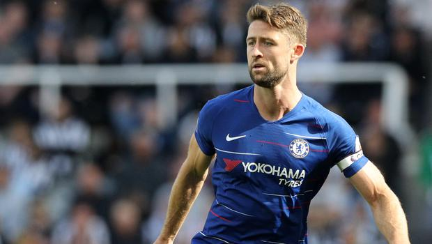 Gary Cahill has secured a World Cup place