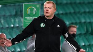 Celtic manager Neil Lennon wants fans back as soon as possible (Andrew Milligan/PA)