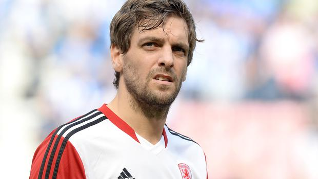 Jonathan Woodgate enjoyed two spells as a player at Middlesbrough (Martin Rickett/PA)