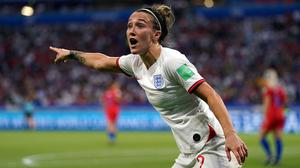 Lucy Bronze believes there has been an increase in scrutiny (John Walton/PA)