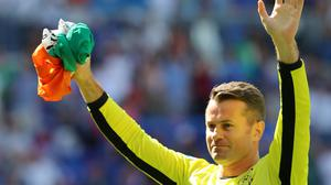 Is this the end of Shay Given's top flight career as he is released from Stoke City?