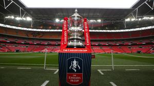 The FA Cup semi-finals take place at Wembley this weekend (Nick Potts/PA)