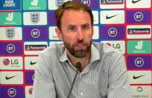 Gareth Southgate talked about his decision before the end of the court case (PA)