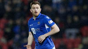 Liam Craig is soon out of contract (Jeff Holmes/PA)