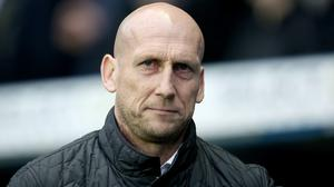 Jaap Stam is heading to the US (Mark Kerton/PA)
