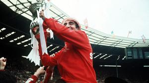 Sunderland manager Bob Stokoe with the FA Cup after victory over Leeds in 1973 (PA)