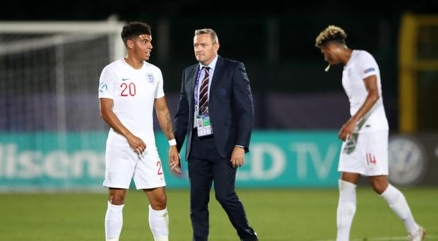 England Under-21's had a disappointing European Championship campaign (Nick Potts/PA)