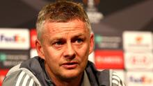 Solskjaer is prepared for the season not to play out (Bradley Collyer/PA)