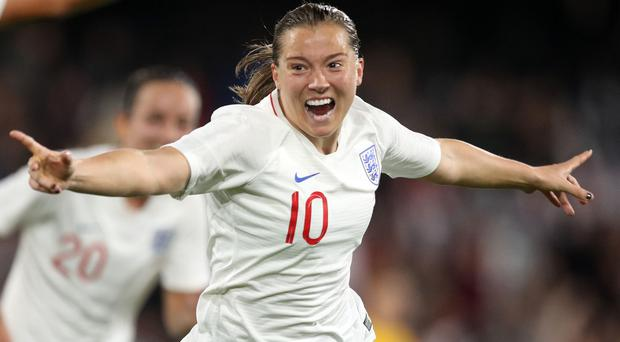Fran Kirby has sustained a knee injury (Andrew Matthews/PA)
