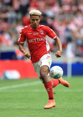Charlton's Lyle Taylor will not return to play for the club. (Mike Egerton/PA)