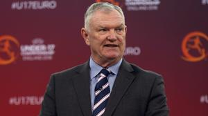 FA chairman Greg Clarke has expressed disappointment at the professional game blocking moves to review the diversity of the governing body's board (Tim Goode/PA)