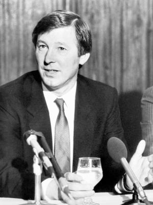 Alex Ferguson File Photo