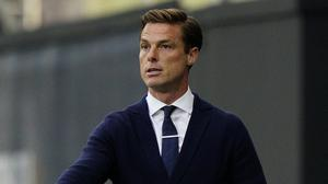 Scott Parker wants Fulham to move on from their disappointing cup exit to Burnley (Will Oliver/PA)