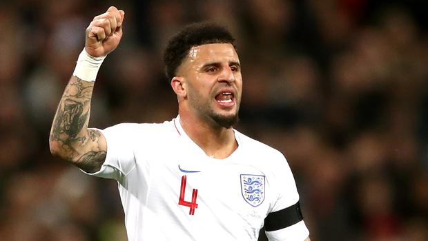 Kyle Walker is one of England's most experienced players