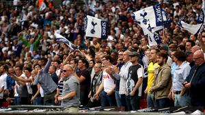 Many Tottenham fans self-identify using the Y-word, and writer Ivor Baddiel thinks they should reconsider (Steven Paston/PA)