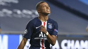 Kylian Mbappe wants to make French football history (David Ramos/Pool Photo via AP)