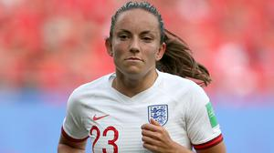 Lucy Staniforth was part of England's squad at last summer's World Cup in France (Richard Sellers/PA).