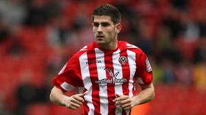 Ched Evans has been allowed to train with former club Sheffield United after his release from prison