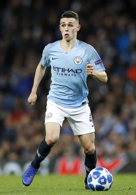 Phil Foden could get plenty of opportunities this month (Martin Rickett/PA)