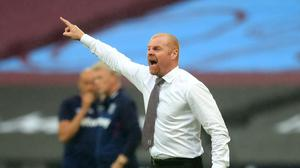 Sean Dyche insists he has lost none of his hunger at Burnley (Adam Davy/NMC Pool/PA)