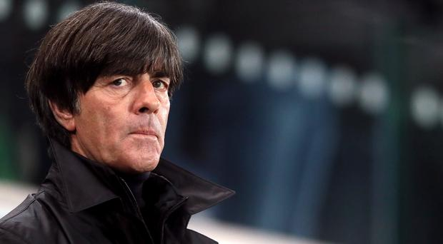 Germany manager Joachim Low has injury problems (Brian Lawless/PA)