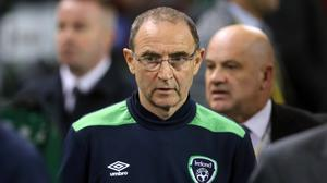 Martin O'Neill's side are looking for a second consecutive win