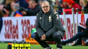 Leeds manager Marcelo Bielsa is deferring his wages (Richard Sellers/PA)