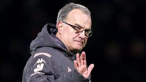 Marcelo Bielsa's contract will be top of Leeds' agenda as they plan for life in the Premier League (John Walton/PA)