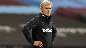 Alan Irvine admitted West Ham lacked a cutting edge (Alastair Grant/PA)