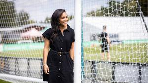 Alex Scott has spoken about the online abuse she received (Handout/Heads Up)