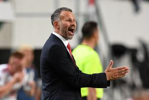 Ryan Giggs is under pressure after successive defeats dropped Wales to fourth place in their Euro 2020 qualifying group (Joe Giddens/PA)