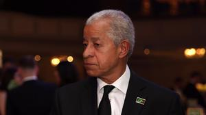 Lord Ouseley is standing down as chairman of Kick It Out (Steven Paston/PA)