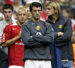 Roy Keane does not think top players should take pay cuts (Nick Potts/PA)