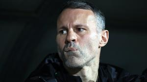 Wales manager Ryan Giggs (Bradley Collyer/PA)