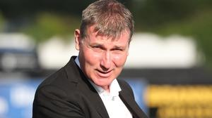 Stephen Kenny has started work as Republic of Ireland boss (Niall Carson/PA)