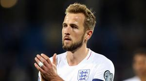 England captain Harry Kane has urged people to stay calm during the coronavirus pandemic (Steven Paston/PA)
