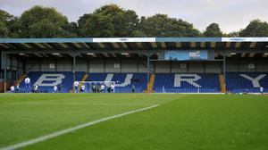 The High Court has dismissed a winding-up petition against Bury (Martin Rickett/PA)